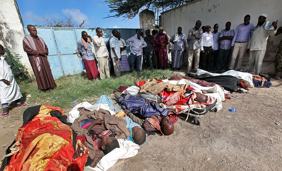 New US airstrike in Somalia kills 13 al-Shabab members