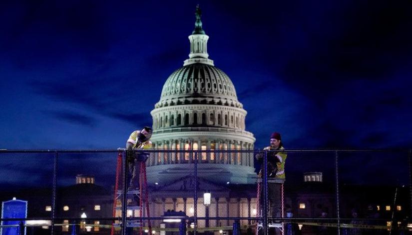 Democrats consider second Trump impeachment after Capitol siege