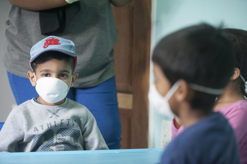 How to save kids from anxiety of pandemic