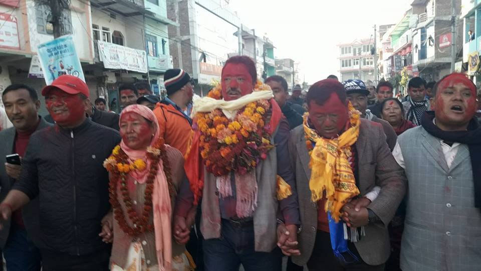 Narayan Karki defeated in Udayapur-2 with more than 5 thousand votes