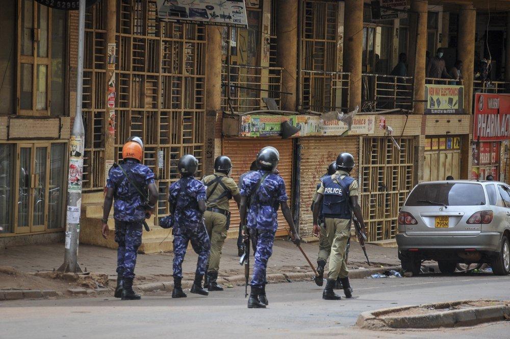 Death toll at 37 in Uganda unrest after Bobi Wine's arrest