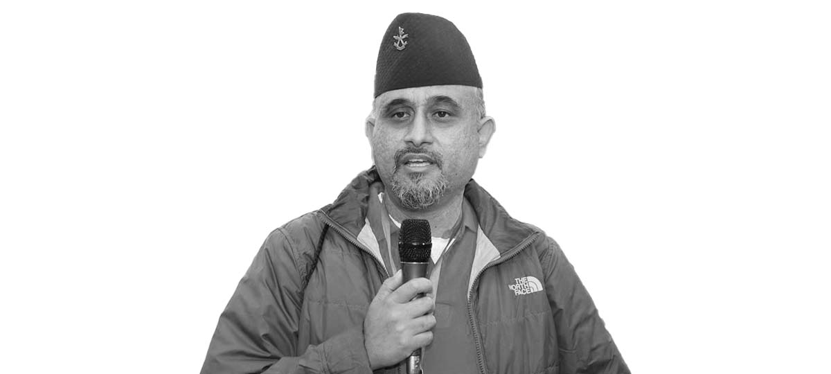 Former Bibeksheel Nepali chair Thapa no more