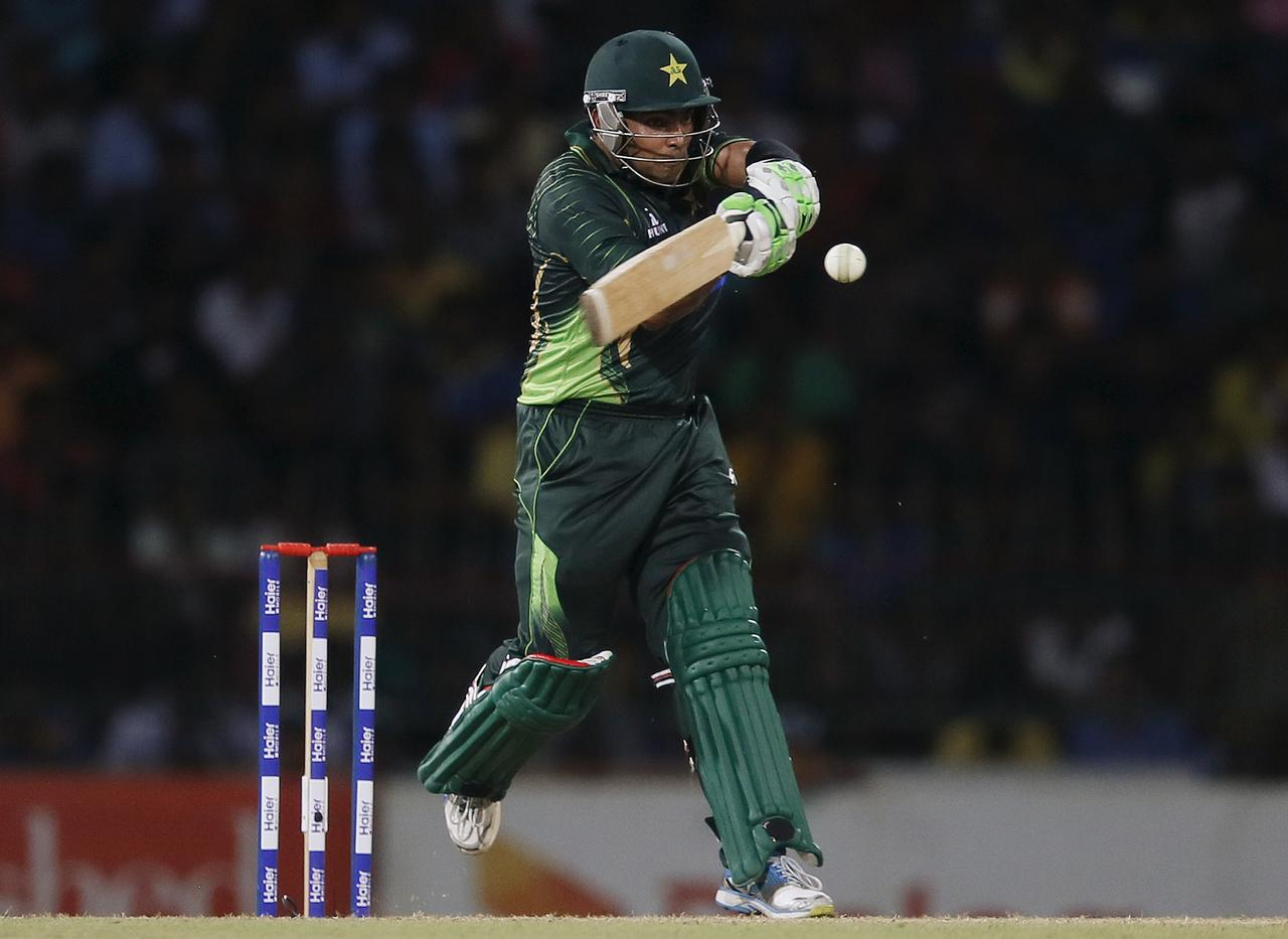 Pakistan's Umar Akmal gets ban halved to 18 months
