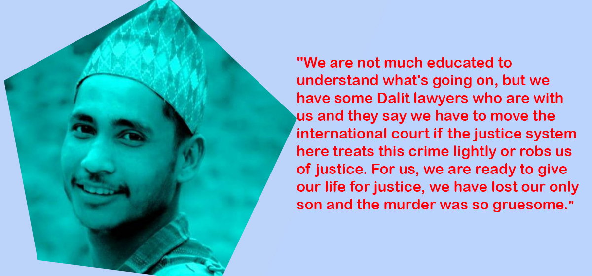Not confident of getting justice in Nepal, victims' families to approach int'l court
