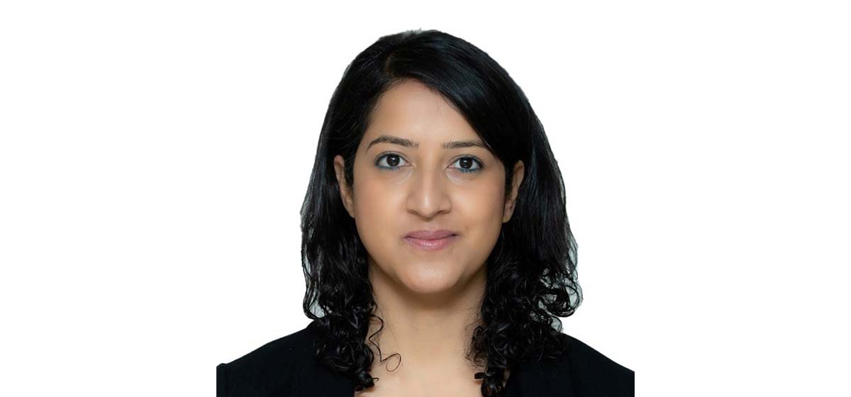 Upasana Poudel becomes Nepal's first female insurance company CEO