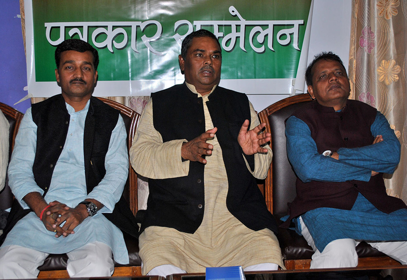 No implementation of constitution until equal rights granted to all: Yadav