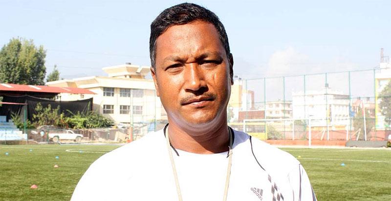 Nat'l football ex-captain Singh announces candidacy for ANFA vice prez