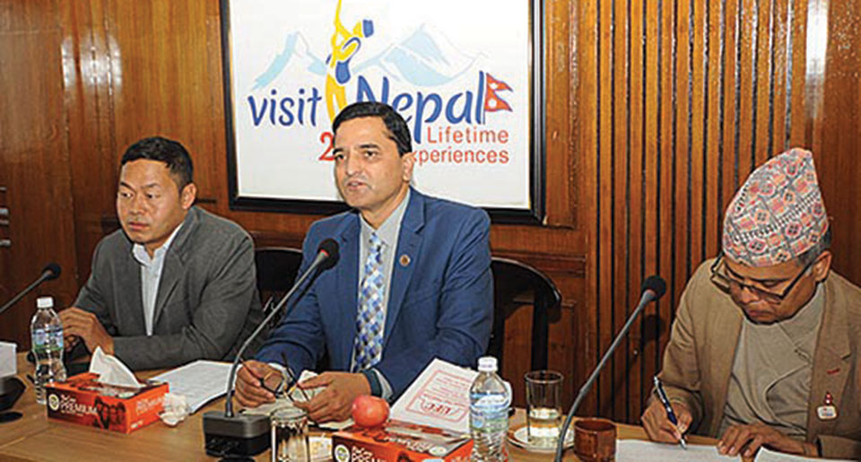 Govt urges NGOs to organize MICE in Nepal