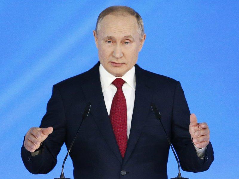 Putin seeks amendments to boost power of parliament, Cabinet