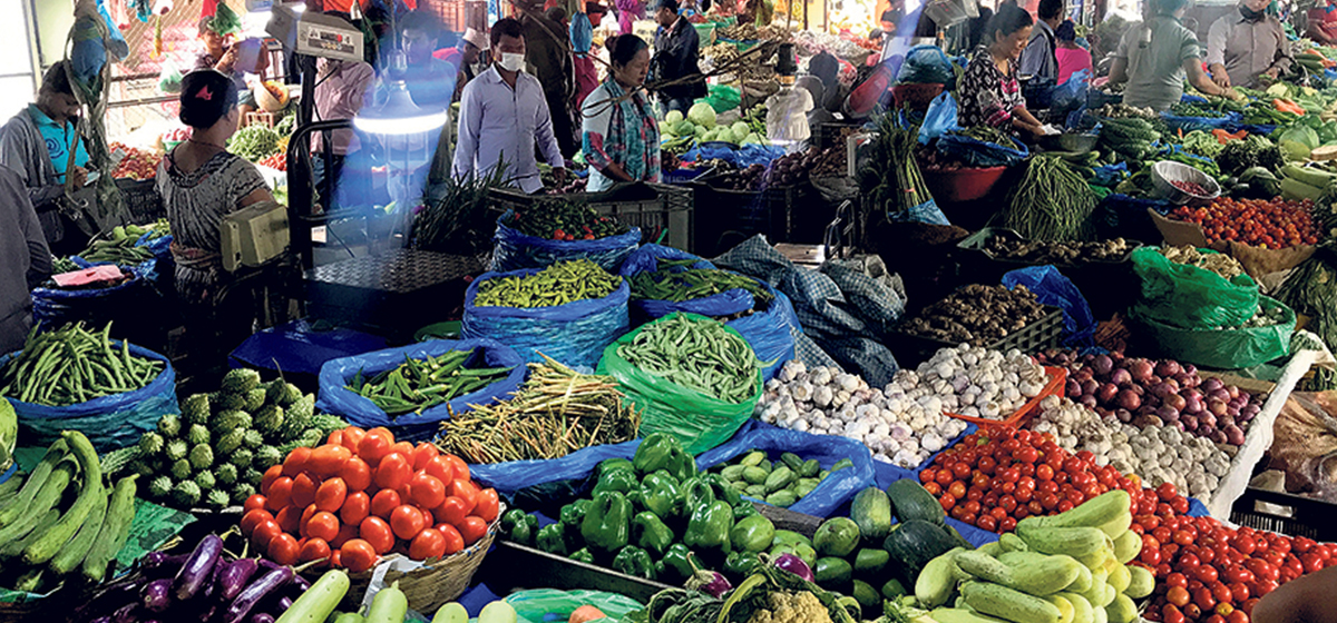 Vegetable price skyrockets, by as much as 300 percent