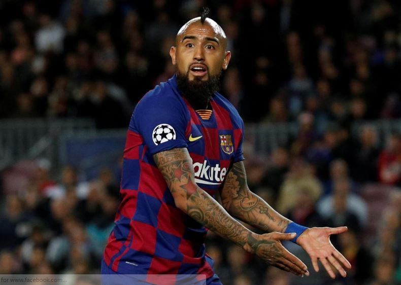 Vidal bonus dispute clouds Barca's derby preparations