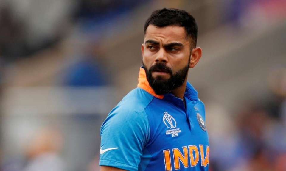 India captain Kohli no fan of four-day test concept