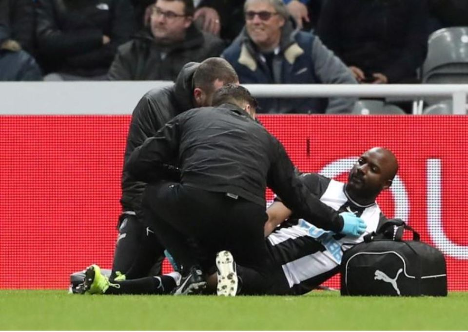 Newcastle's Willems, Dummett out for the season with injuries - Bruce