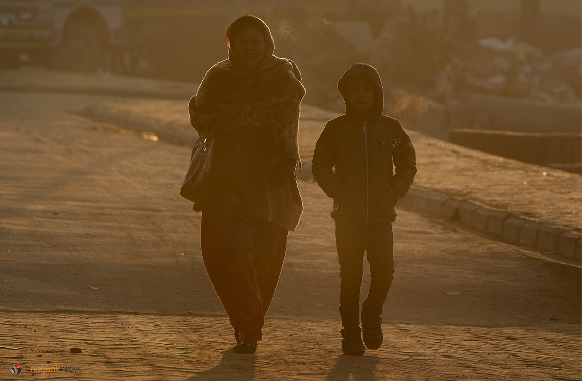 Five die from cold in a single municipality ward in a week