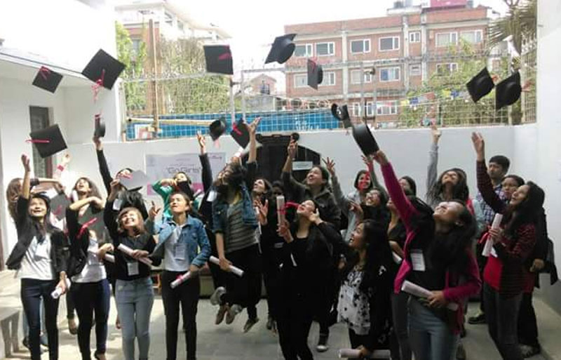 Women Technopreneur workshop begins in Kathmandu