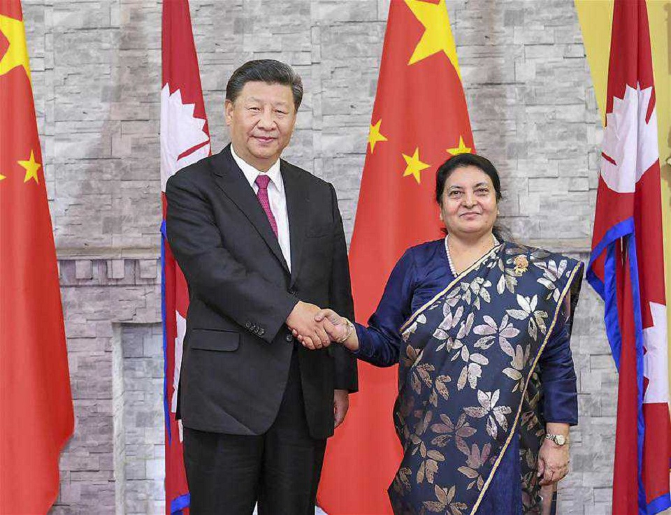 China ready to push for advancing bilateral relationship with Nepal: Xi