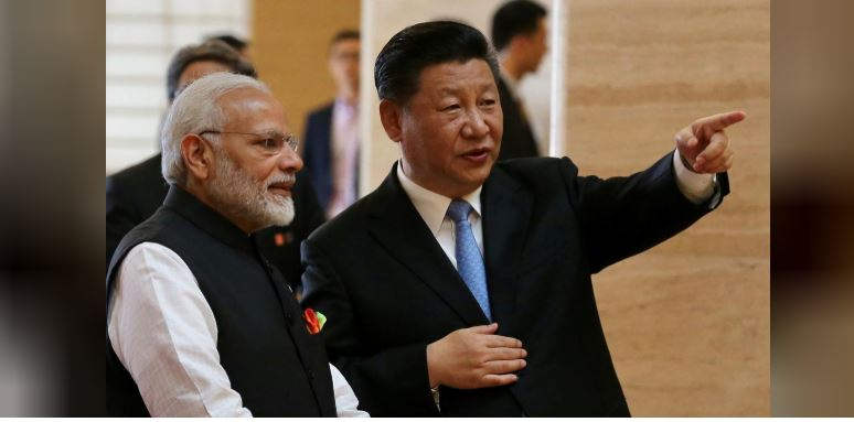 As Modi and China's Xi head into summit, Tibetans are detained