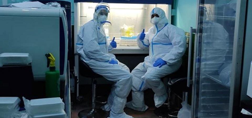 PPE stock at Bheri hospital depleting fast