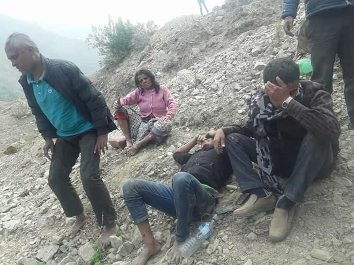 10 injured in Udyapur jeep mishap