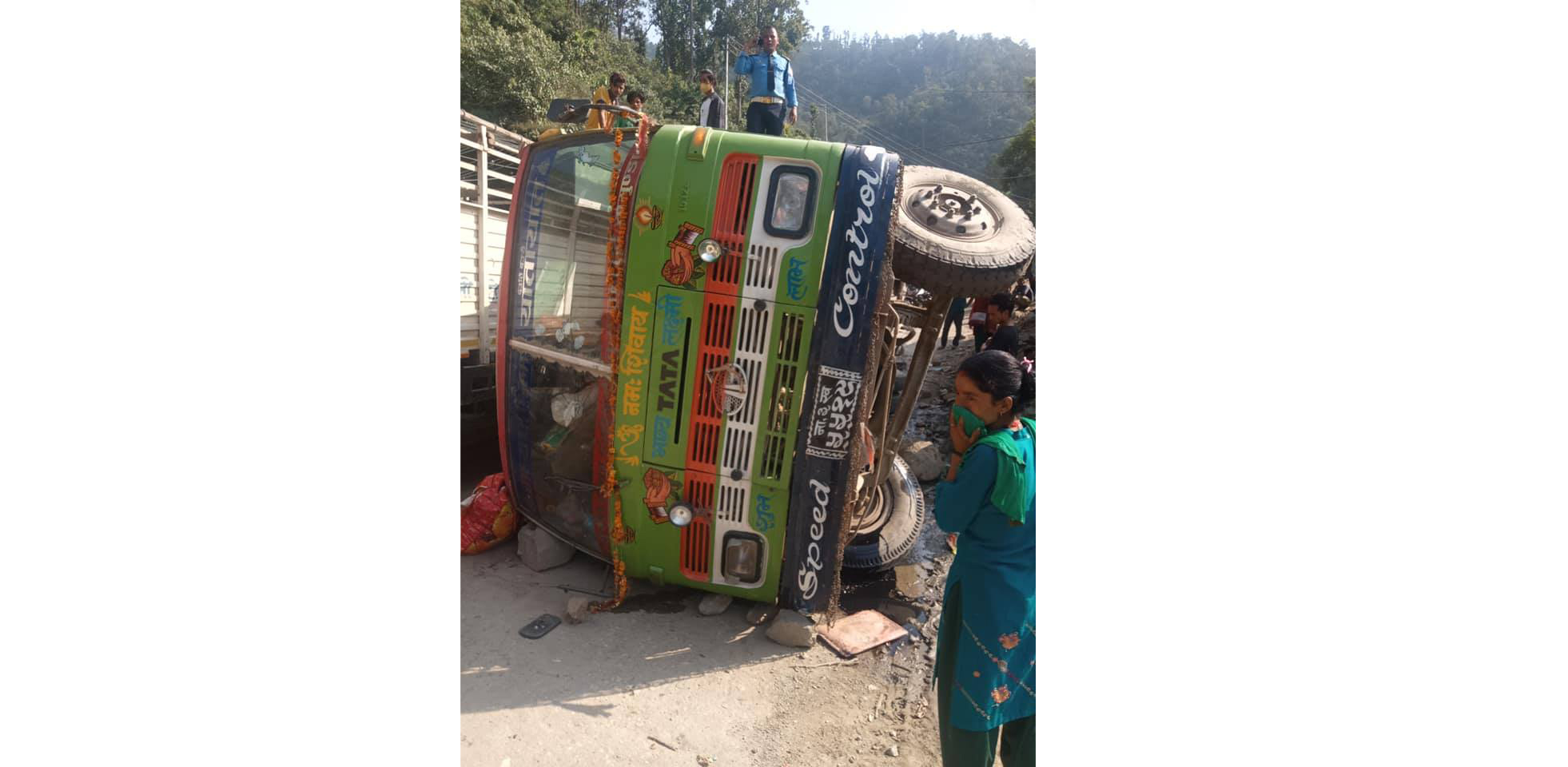 One killed, 14 injured in Dailekh bus accident
