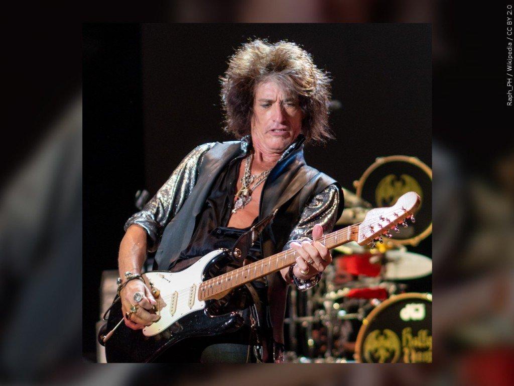 Aerosmith's Joe Perry selling Massachusetts home for $4.5M