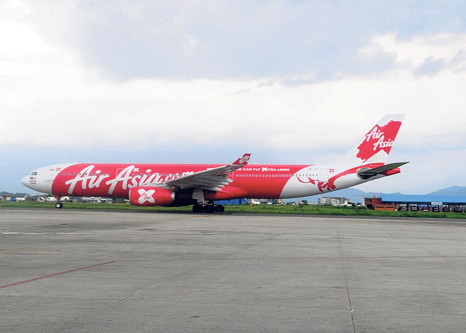 AirAsia X given four more months to settle dues of TIA