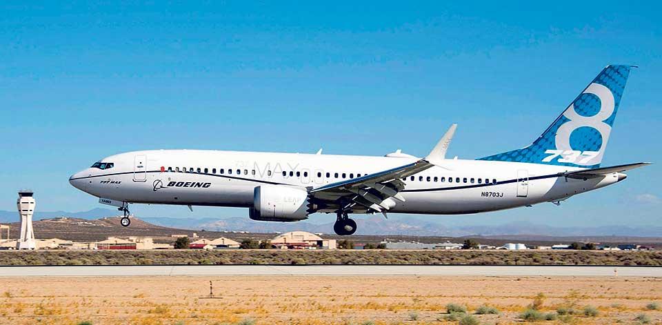Boeing officials in Kathmandu to woo Buddha Air