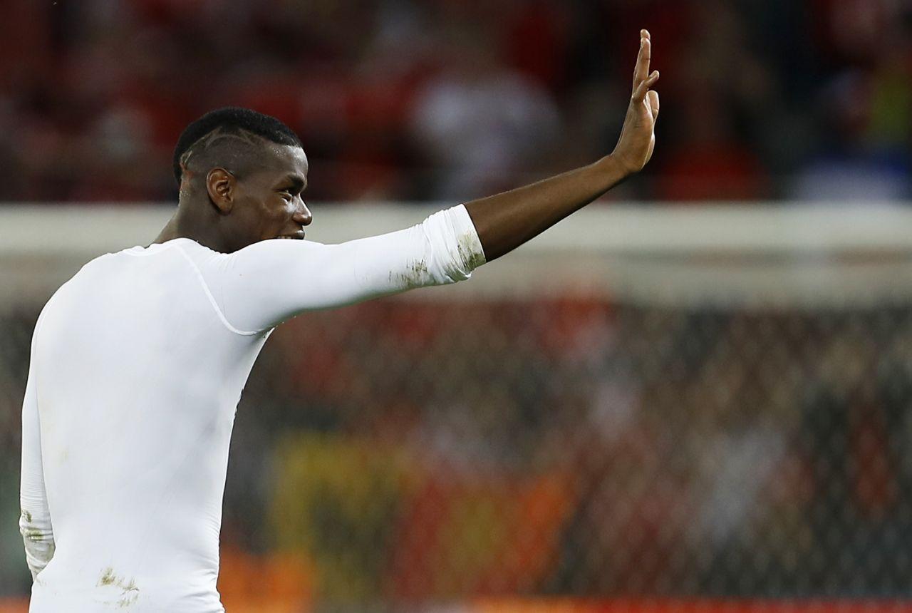 Swiss follow France to last 16, Albania upsets Romania