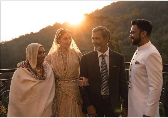 Bharat director Ali Abbas Zafar shares wedding pic, introduces wife Alicia Zafar: 'Mine for life'
