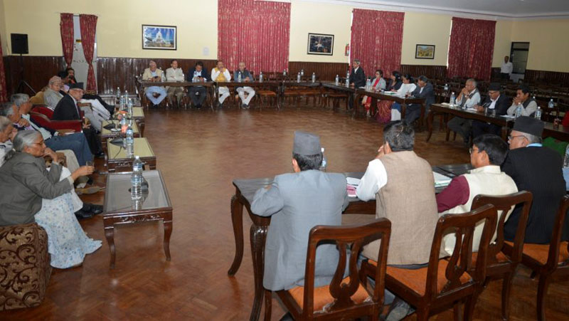 Oppn asks PM for clear idea on revision planned on amendment bill