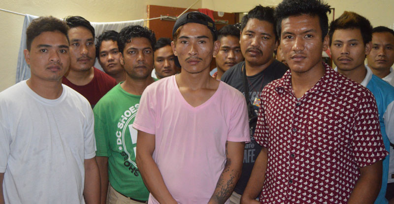 22 Nepali workers stranded in UAE since two months