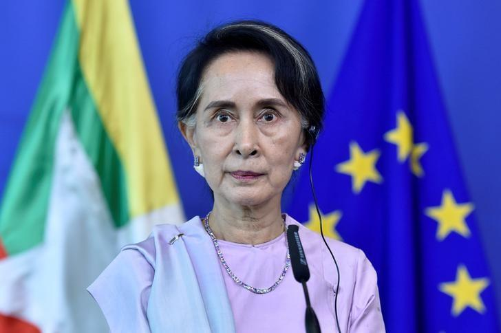 Myanmar blocks U.N. rights investigator just before visit