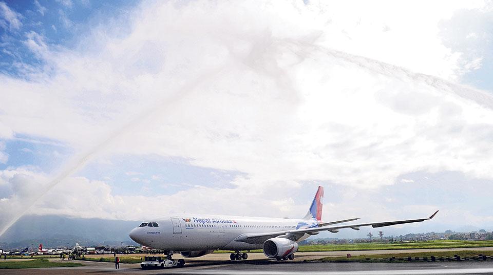 NAC hiring 28 foreign pilots