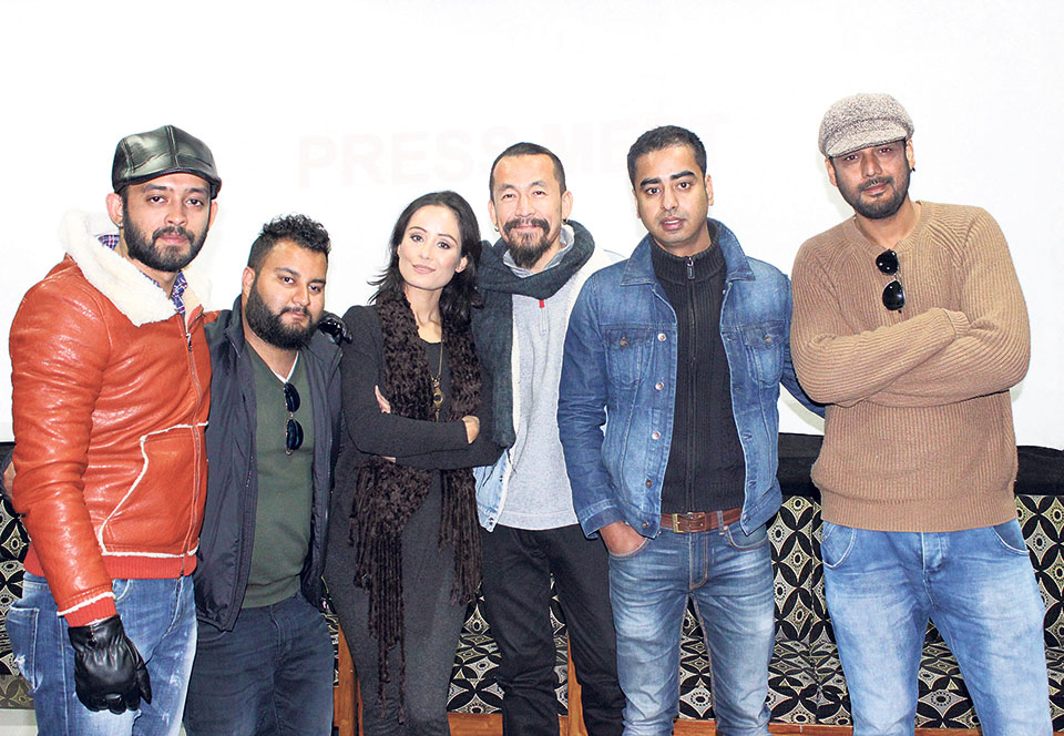 'The Man from Kathmandu' wraps up shoot in Nepal