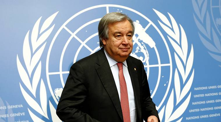 UN chief: US will be replaced if it disengages from world