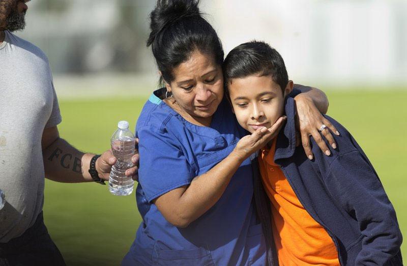 LA school shooting was accidental, 12-year-old in custody