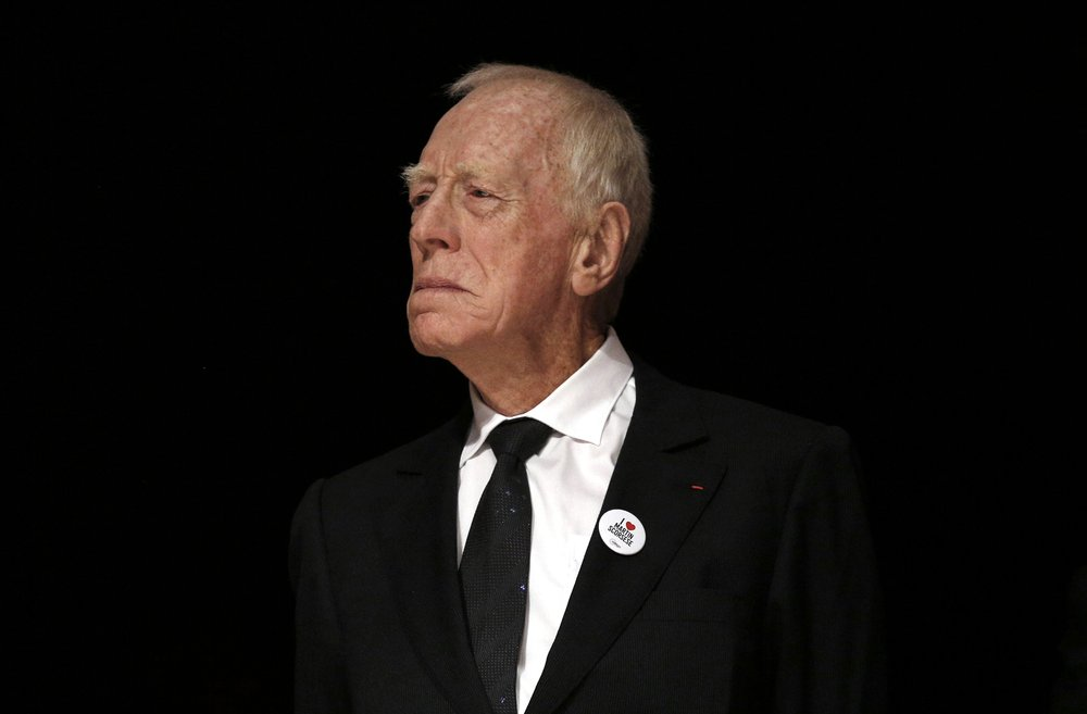 'Exorcist' actor Max von Sydow dies at age 90