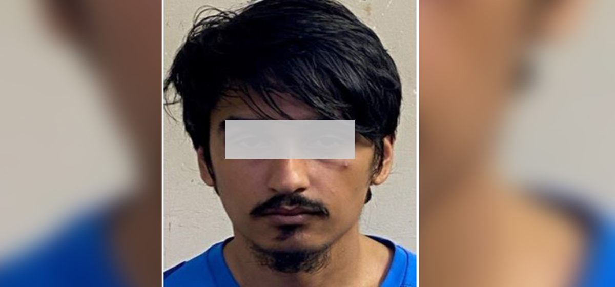 Nepali youth arrested on charge of shooting a Nepali co-worker in USA