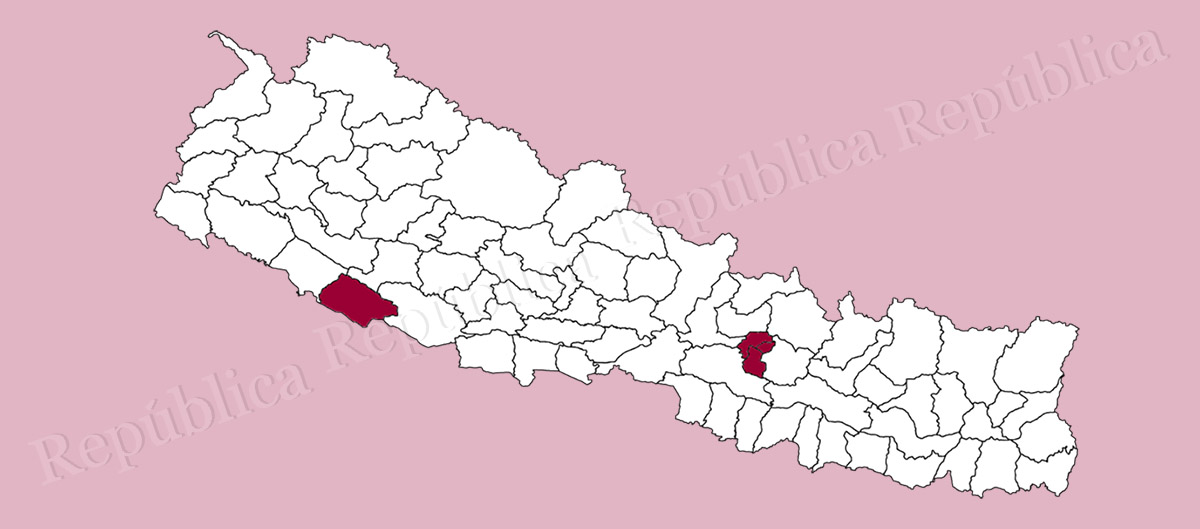 Kathmandu Valley reports 435 new corona cases, Banke 163