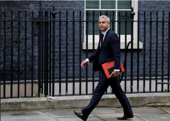 Britain's new PM must focus on getting small firms ready for no deal - Brexit minister
