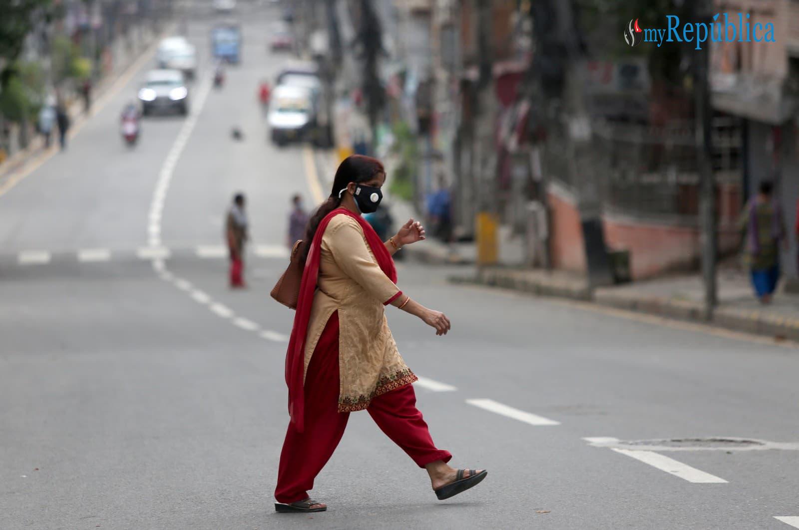 IN PICS: Kathmandu Valley on 8th day of lockdown