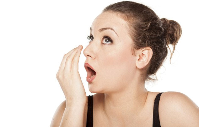Dentist reveals the 8 foods that cause bad breath