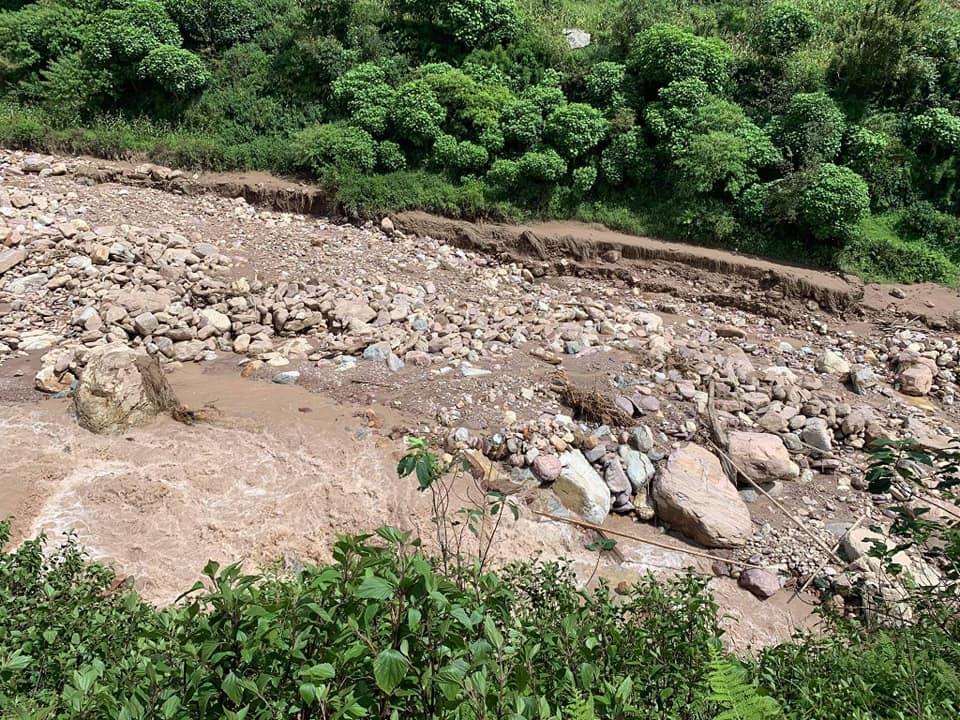 Baglung floods: Death toll climbs to 17, twenty-one still missing