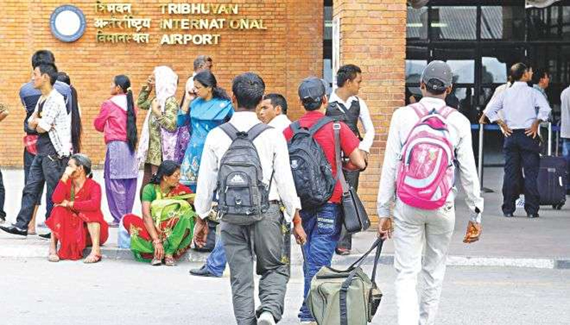 Report points out Nepali domestic helpers traded to Gulf countries