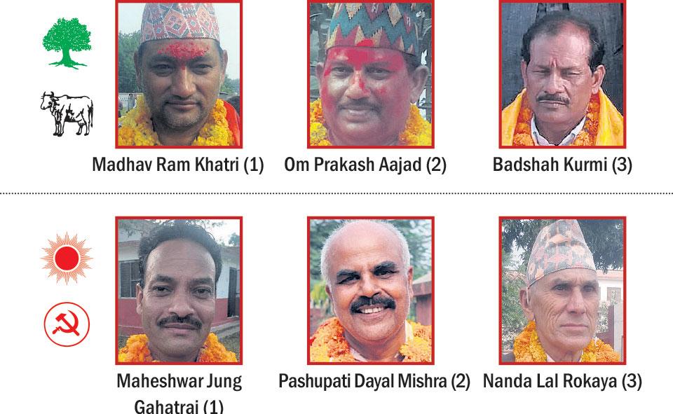 Election fever heats up Banke