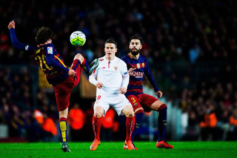 Barcelona, Sevilla play 3rd final in one year in Spanish Super Cup
