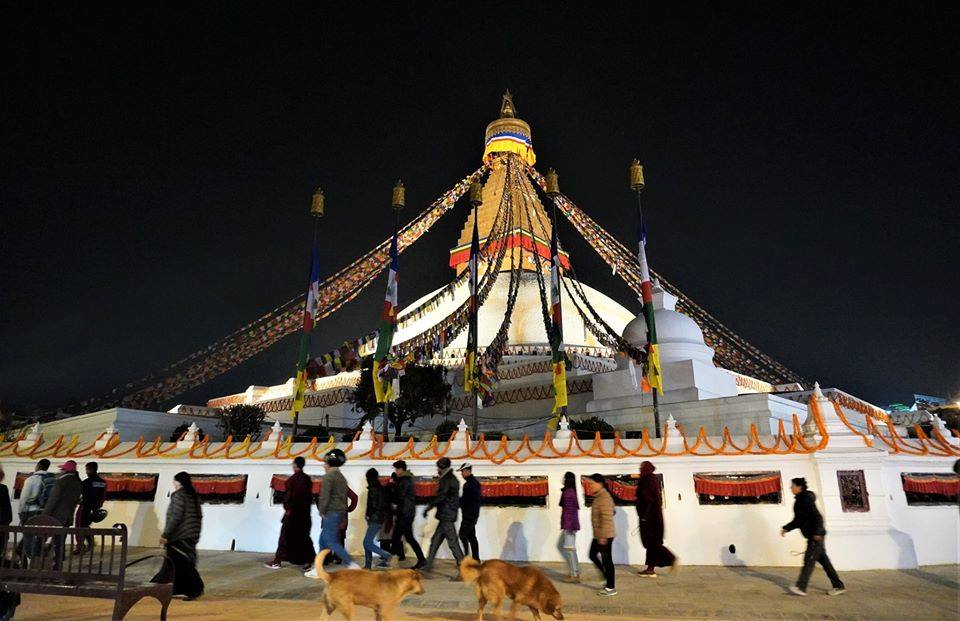 In love with Boudhanath (with photos)