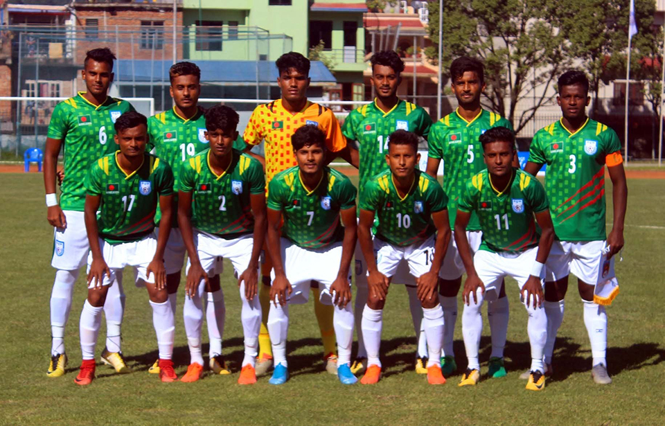 B'desh enters finals of SAFF U-18 Championship
