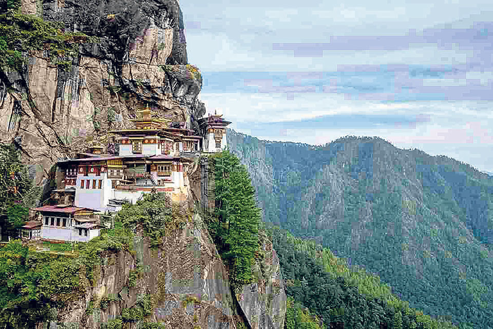 Making it to Bhutan