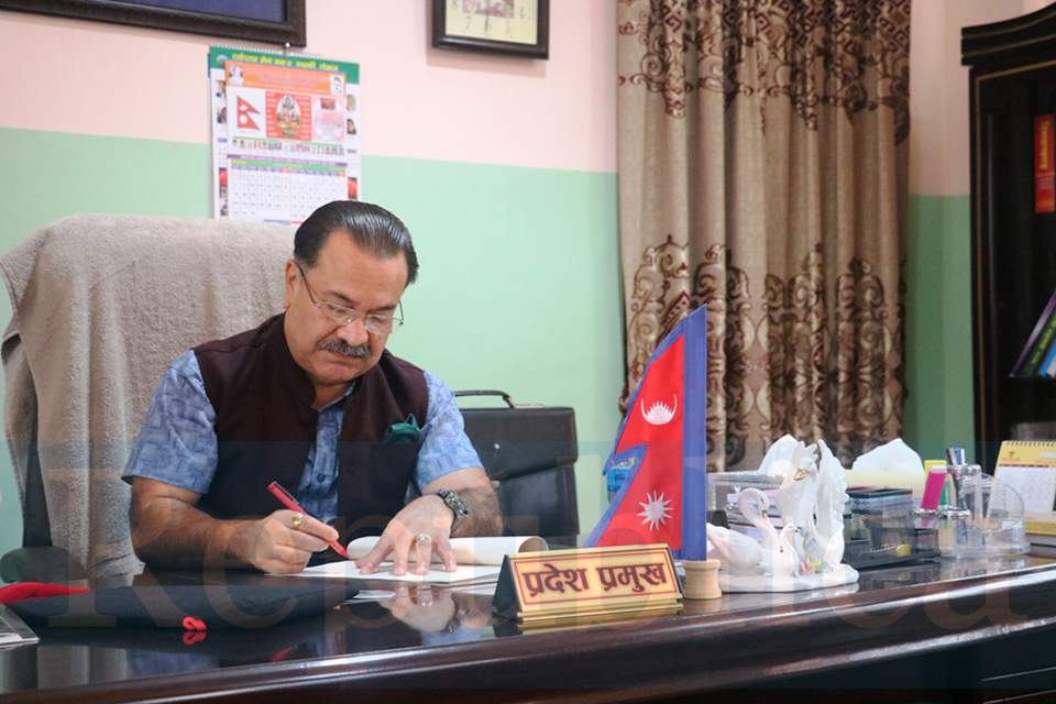Governer certifies bill paving way to open Gandaki University